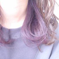 ほんのりvioletスタイル